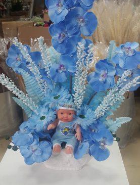 Bebekli Yapay Çiçek 1