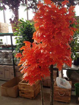 Renkli Yapay Ağaç