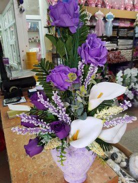 Yapay Çiçek 4