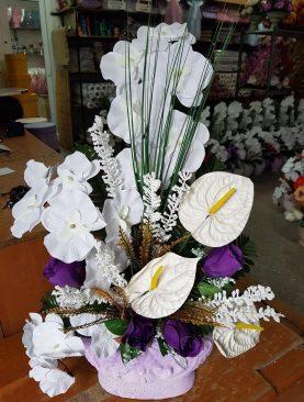 Yapay Çiçek 6
